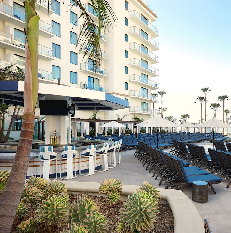 Riptide Restaurant in Huntington Beach