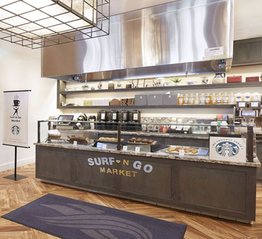 Surf and Go Market