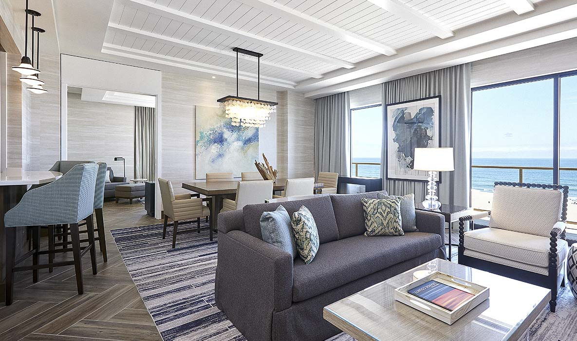 Luxury Resort In Huntington Beach The Waterfront