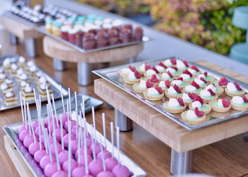 Catering Facilities at Waterfront Beach Resort, Huntington Beach