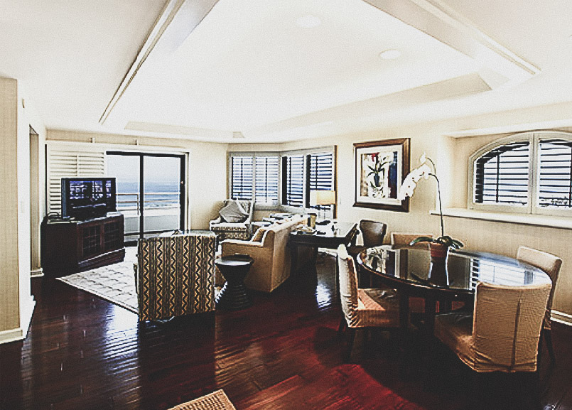 Governor Suite in Waterfront Beach Resort - a Hilton Hotel, Huntington Beach