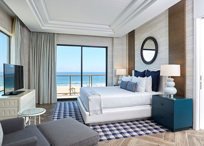 Presedential Suites - North/South in Waterfront Beach Resort - a Hilton Hotel, Huntington Beach