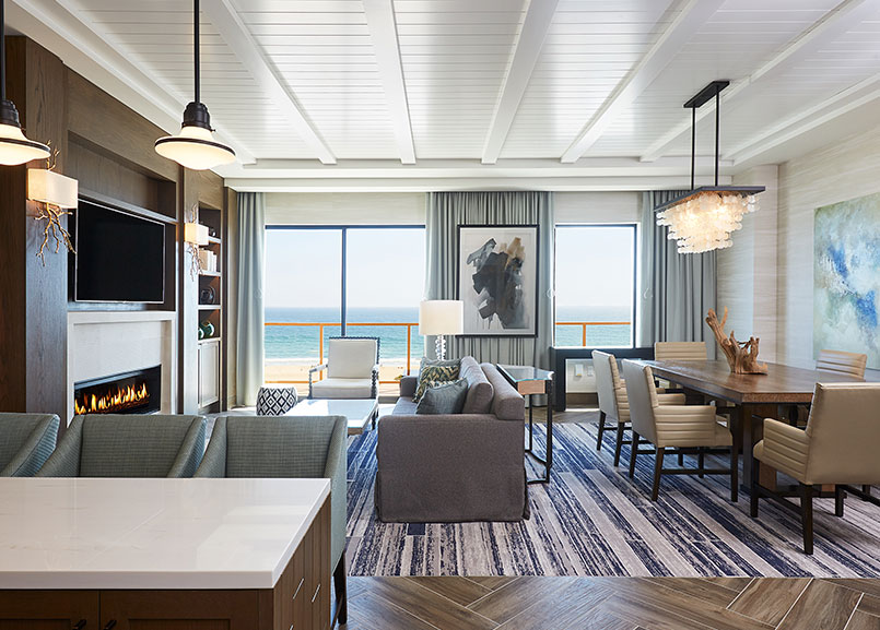 Oceanfront Suites In Huntington Beach The Waterfront