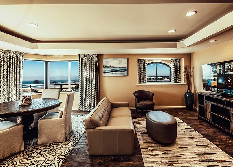 The Waterfront Beach Resort, a Hilton Hotel, Huntington Beach Presidential Suite