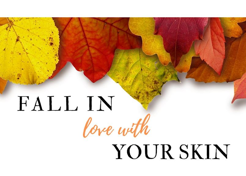 Fall in Love with your Skin