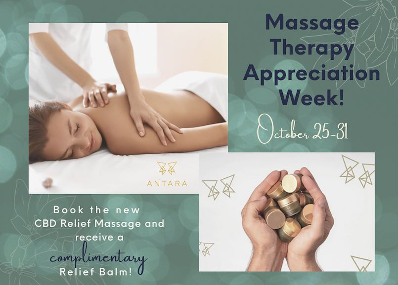 Massage Therapy Week