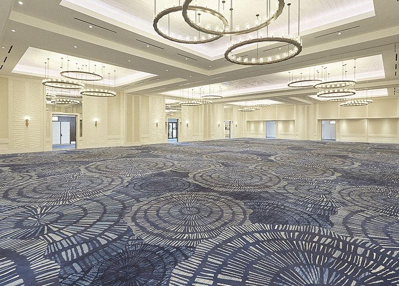Breakwater Ballroom at Waterfront Beach Resort, Huntington Beach