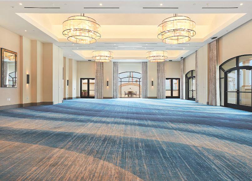 Waterfront Beach Resort, Huntington Beach Coastal Ballroom