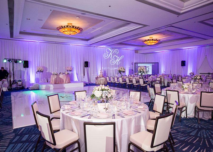 Huntington Ballroom in Waterfront Beach Resort, Huntington Beach