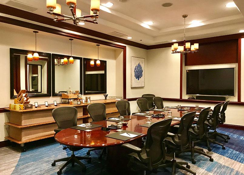 Reef Boardroom