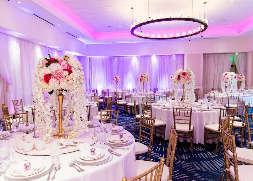 Whitewater Ballroom at The Waterfront Beach Resort, in Huntington Beach